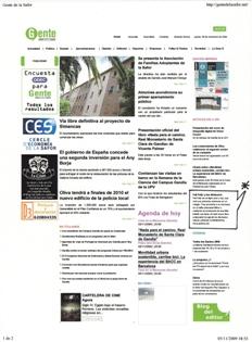 FELI FELIZ y LOS DIMINUTOS en GENTE DE LA SAFOR.