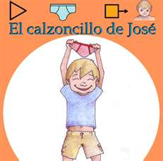 EL CALZONCILLO DE JOSÉ y APRENDICES VISUALES.